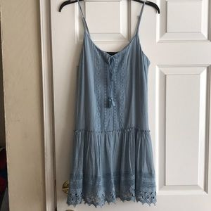 Nordstrom Dresses - Light Blue Casual Dress NEVER WORN